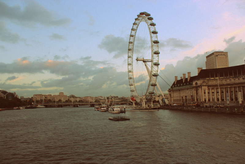 London Tip London Eye