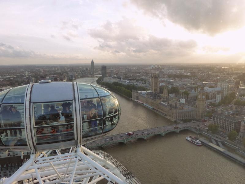 London Tip London Eye