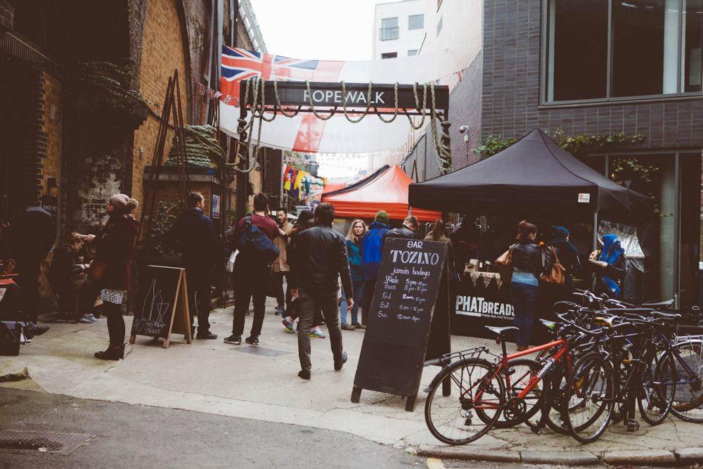 maltby street market london