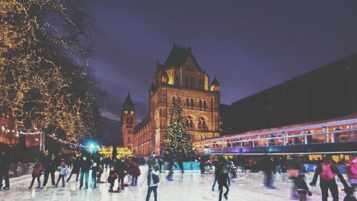 ice rinks london