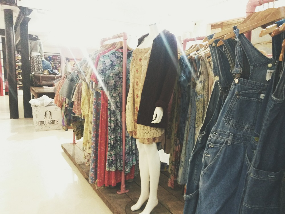 vintage shopping manchester