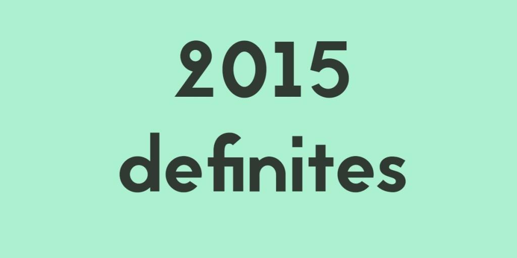 definites