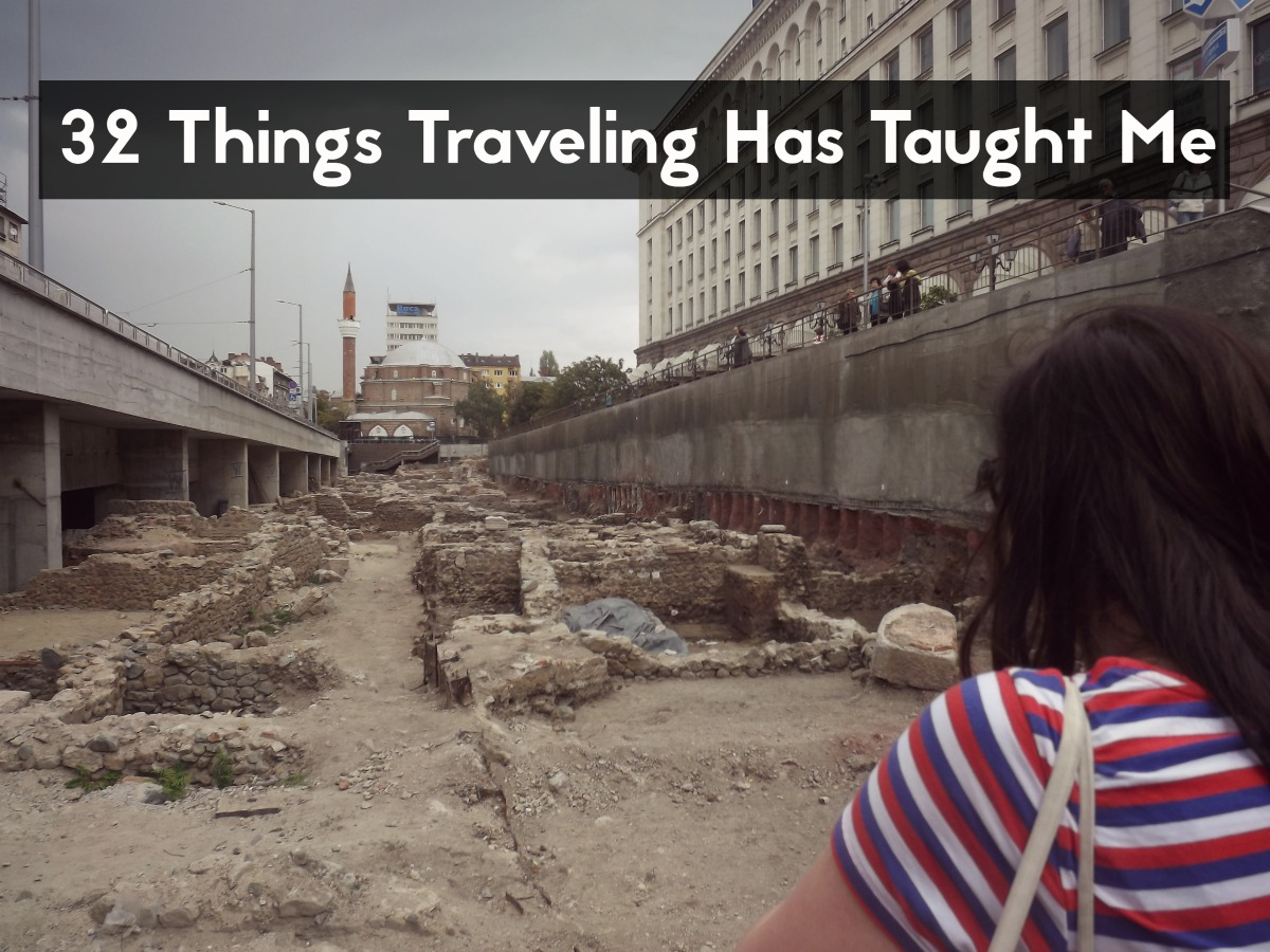 Learned From Traveling