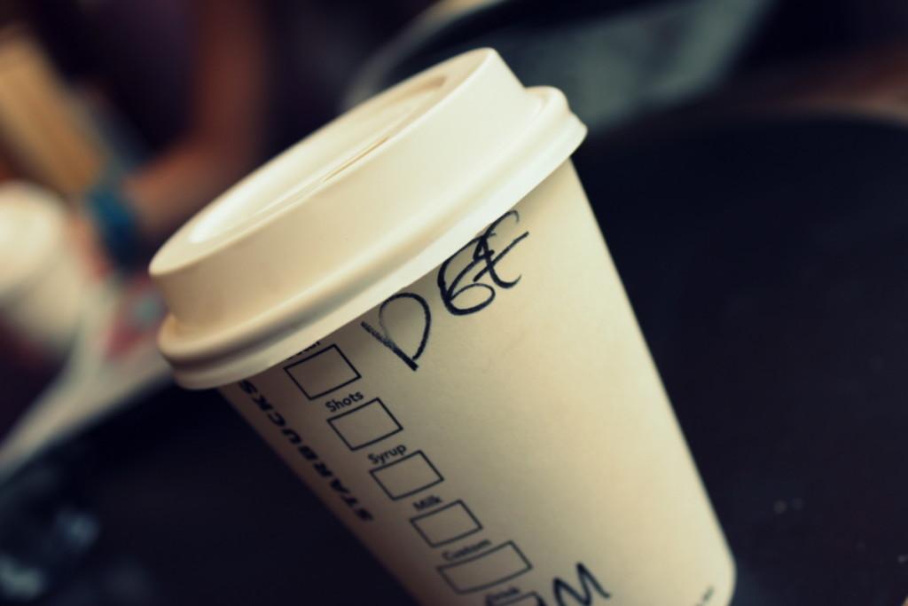Starbucks Dee