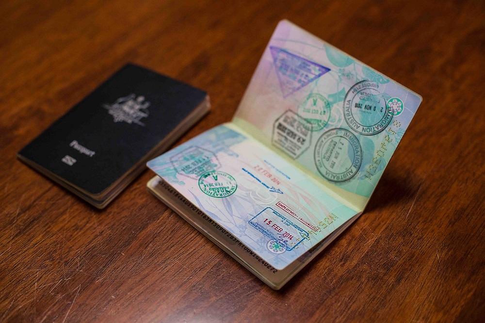 flyingthenest passport stamp