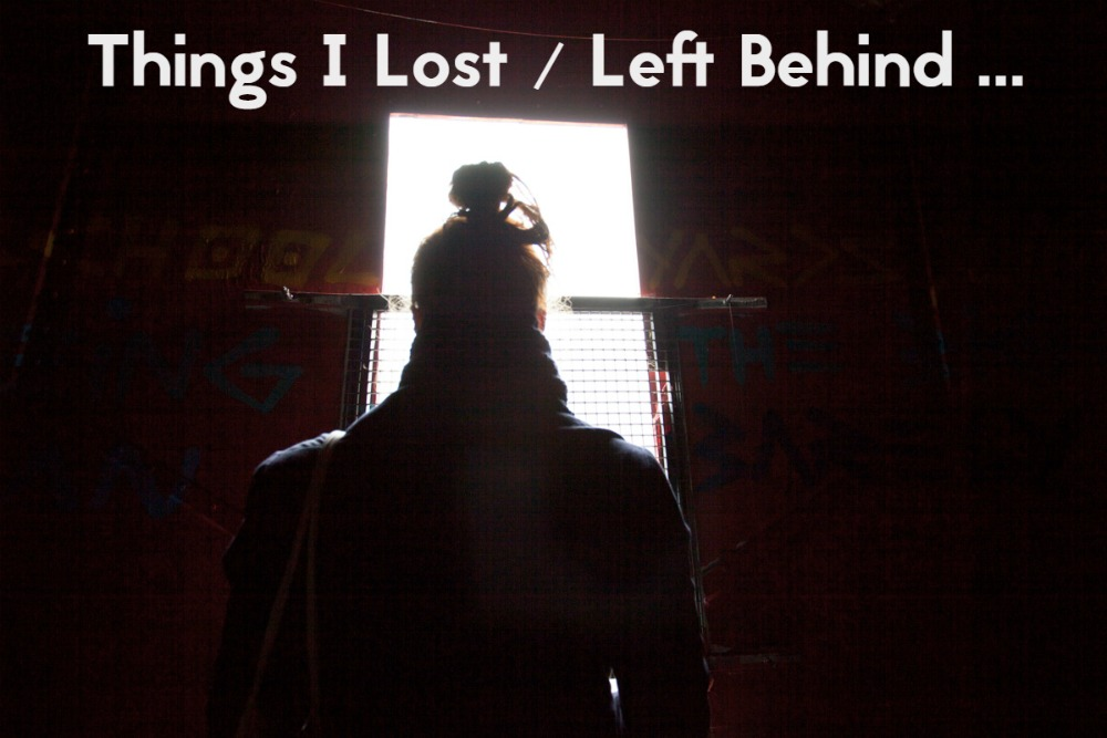 lost - left behind