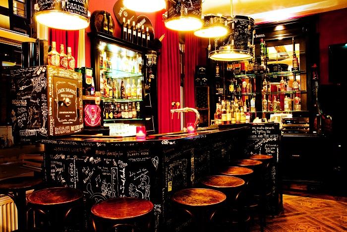 Backstage hotel amsterdam Bar