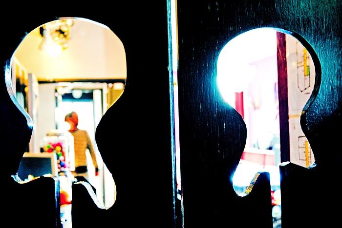 backstage hotel amsterdam doors