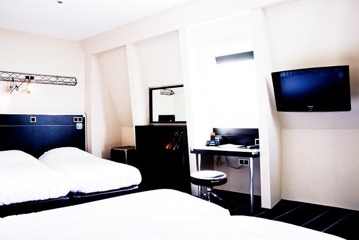 backstage hotel amsterdam quad