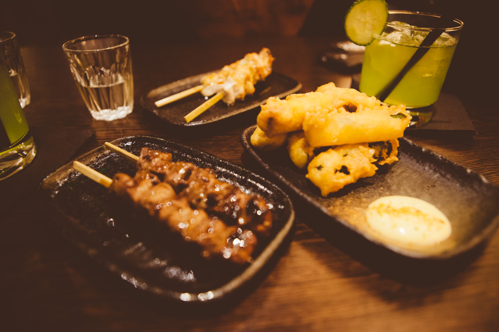 The Woodstock Kushiyaki Bar London (4)