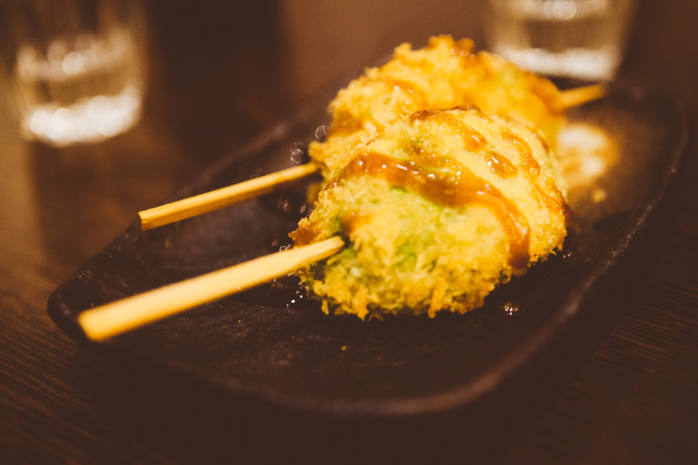 The Woodstock Kushiyaki Bar London (7)