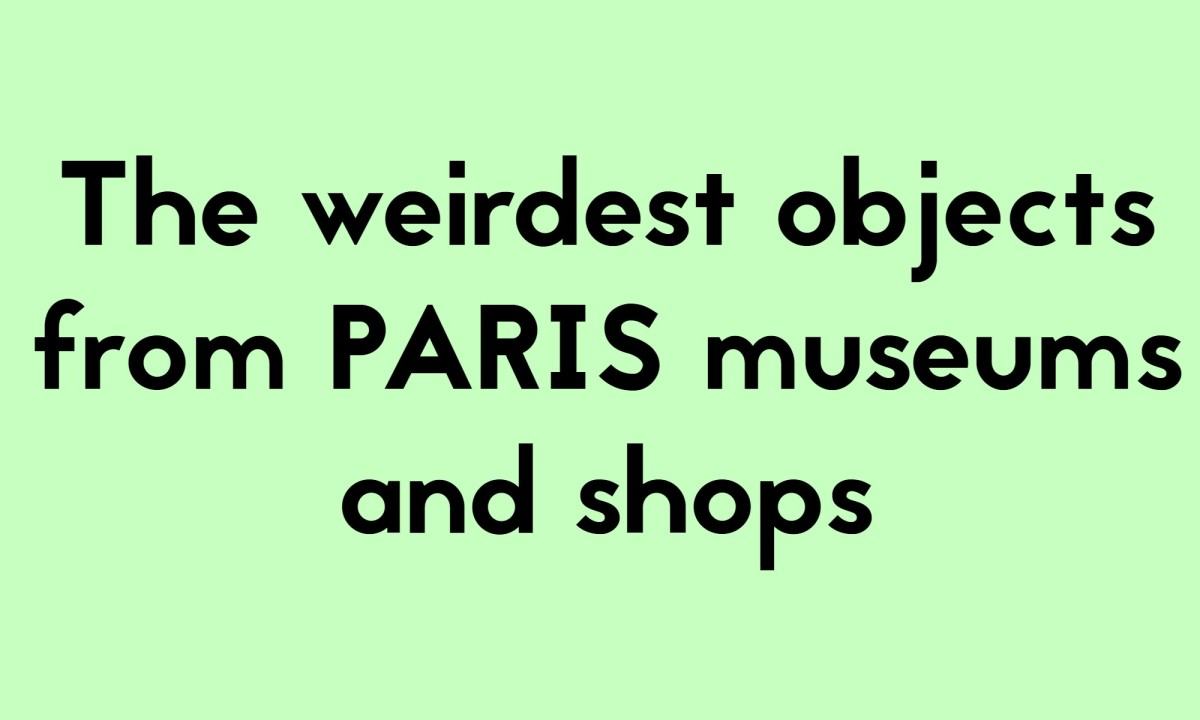 PaRIS wEIRD