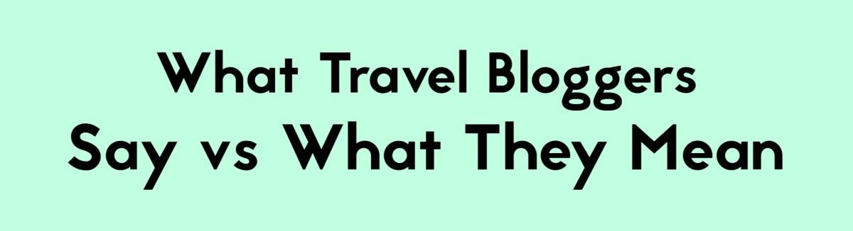 Travelbloggers