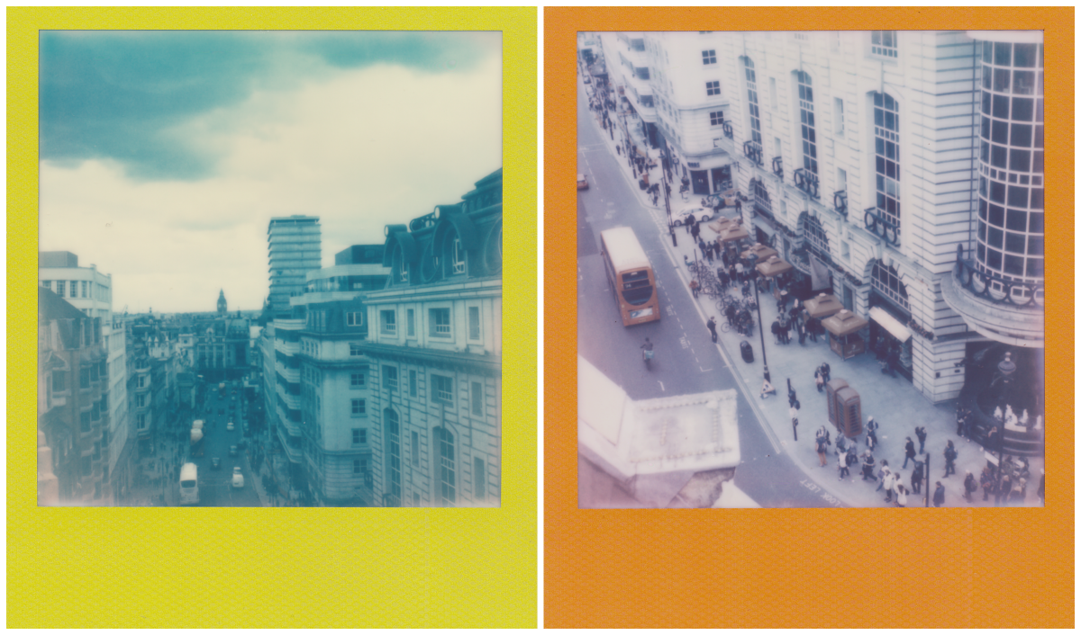 impossible project polaroid london