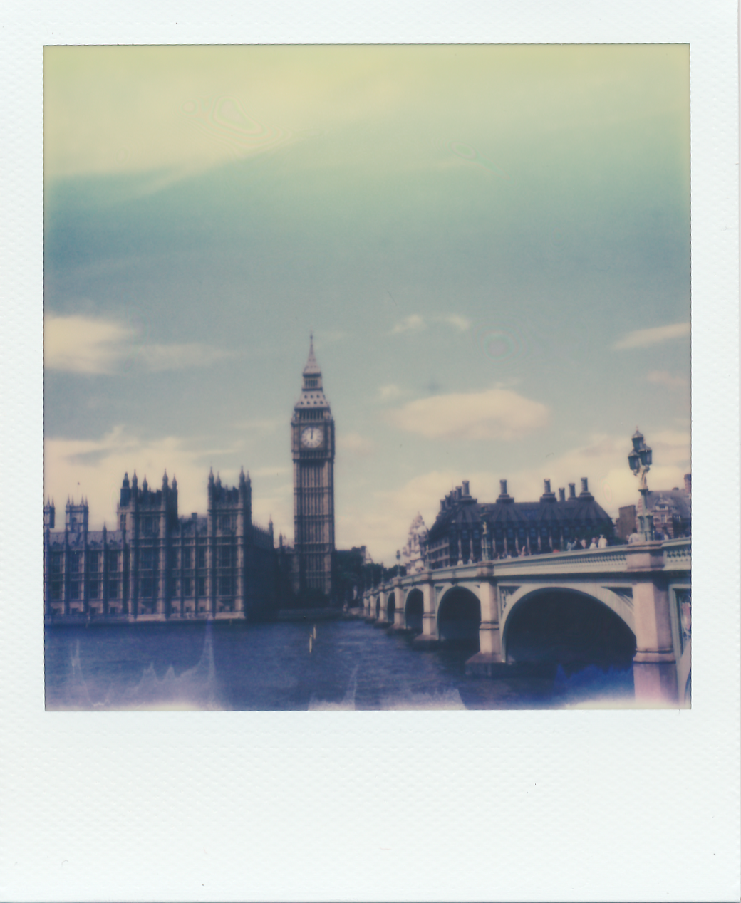 polaroids london