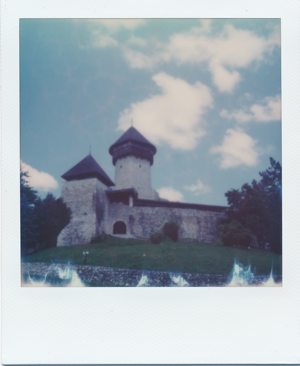 polaroids impossible project