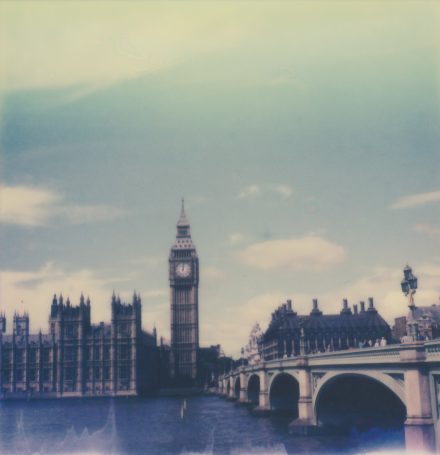 london polaroid impossible project