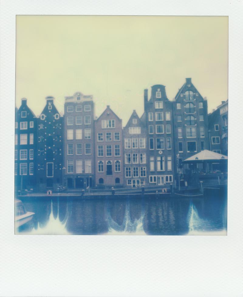 amsterdam polaroid