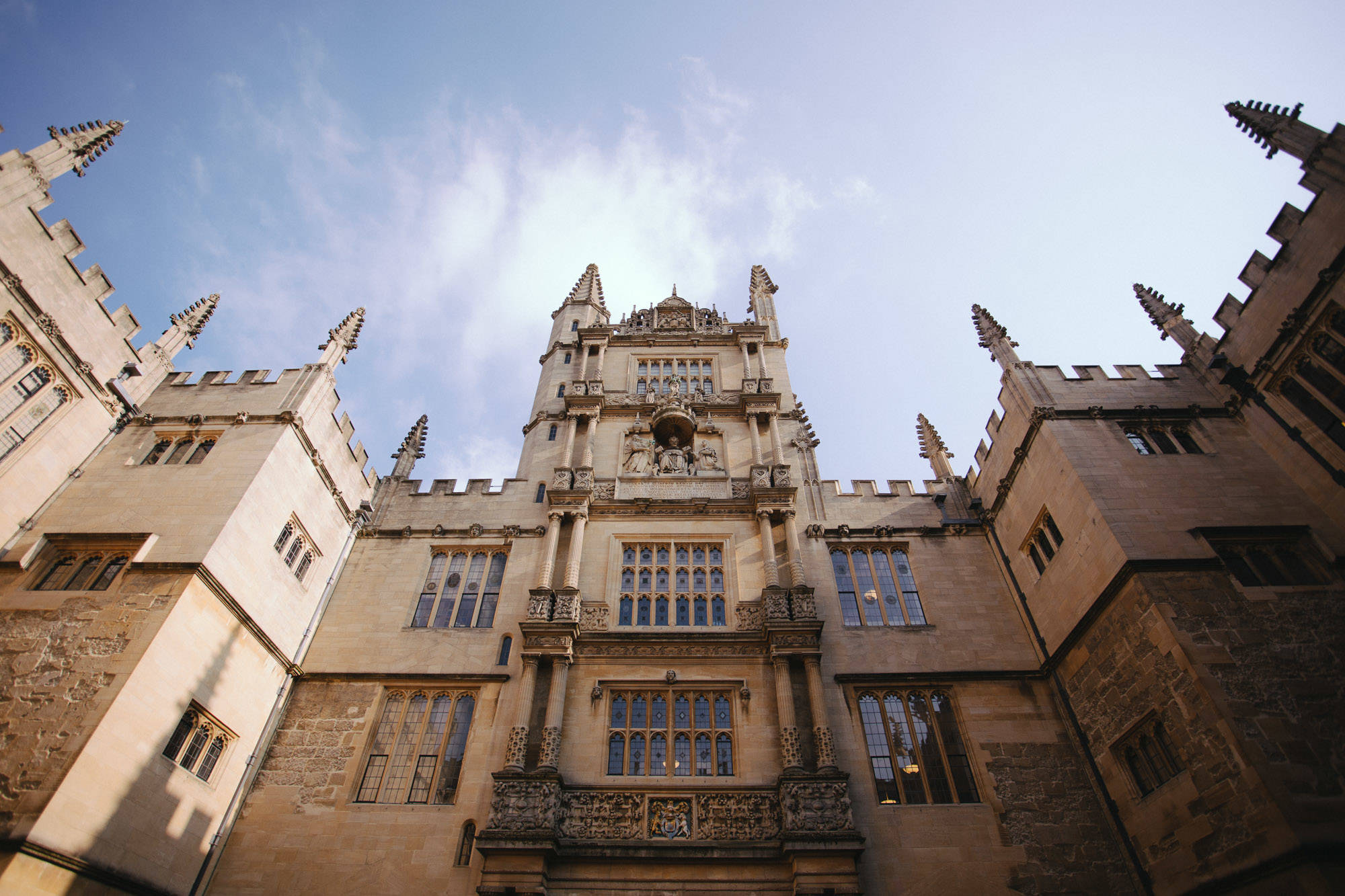 oxford harry potter filming location