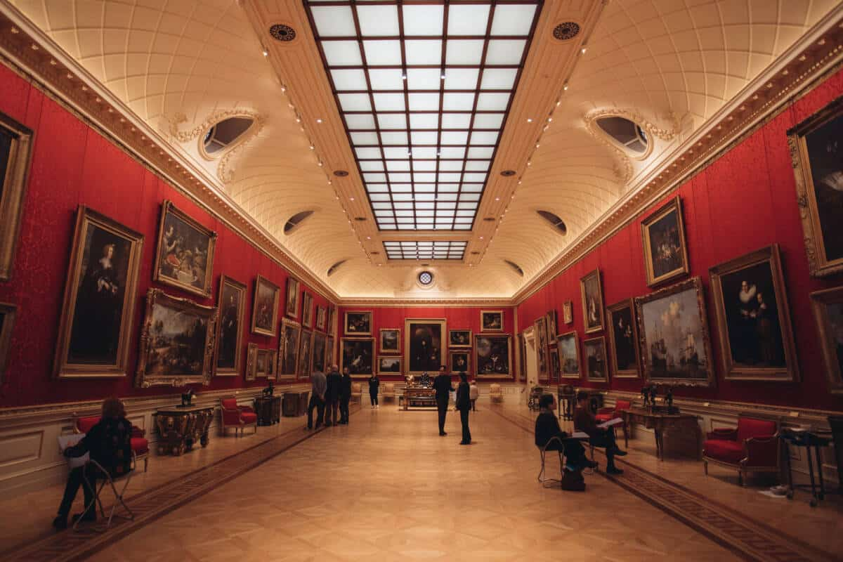 London Instagrammable Photo Spots Wallace Collection