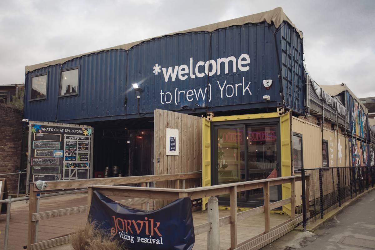 Spark: York