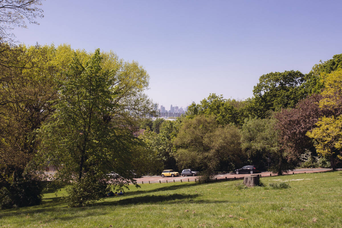 Green Chain Walk Charlton Park