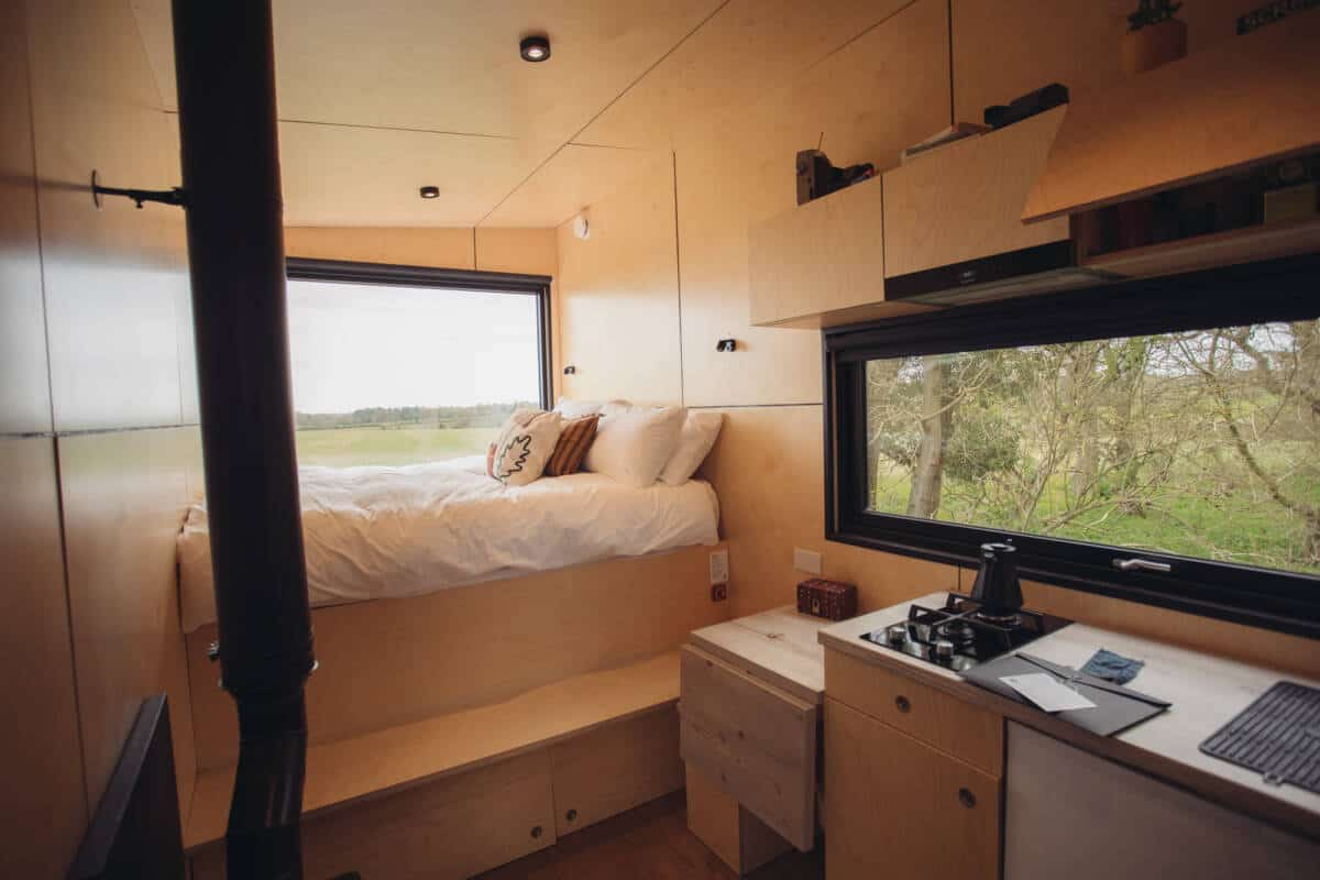 Unplugged - tiny house cabin