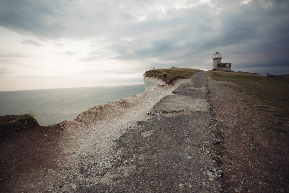 Belle Tout Lighthouse - Beachy Head - unique place to stay