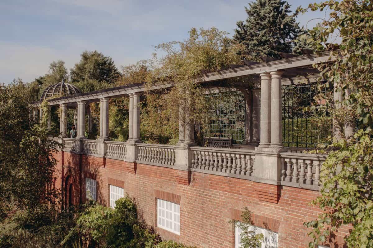 Hill Gardens and Pergola