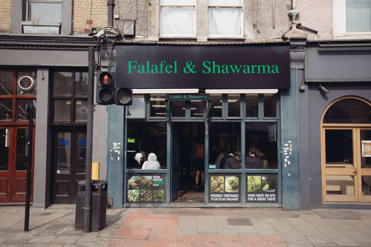 Falafel & Shawarma Camberwell