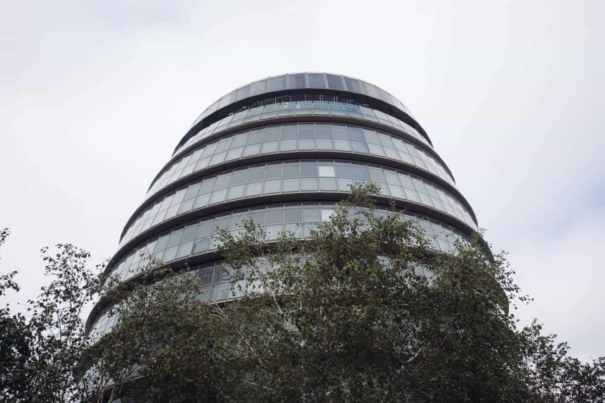 City Hall London Open House Festival